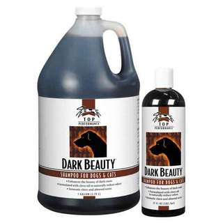 Top Performance Dark Beauty Dog and Cat Shampoo