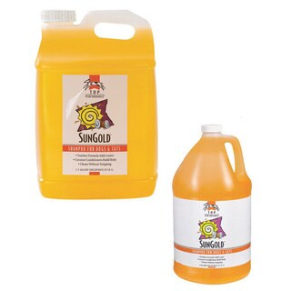 Top Performance SunGold Dog and Cat Shampoo