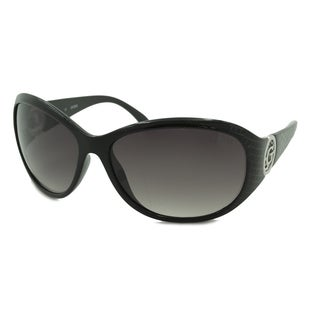 Guess Women's GU7309 Wrap Sunglasses