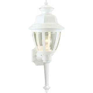 Progress Lighting Non-metallic Incandescent One-light Wall Lantern