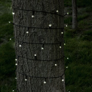 Pure Garden 39-foot Solar LED String Lights (100 LED Lights)