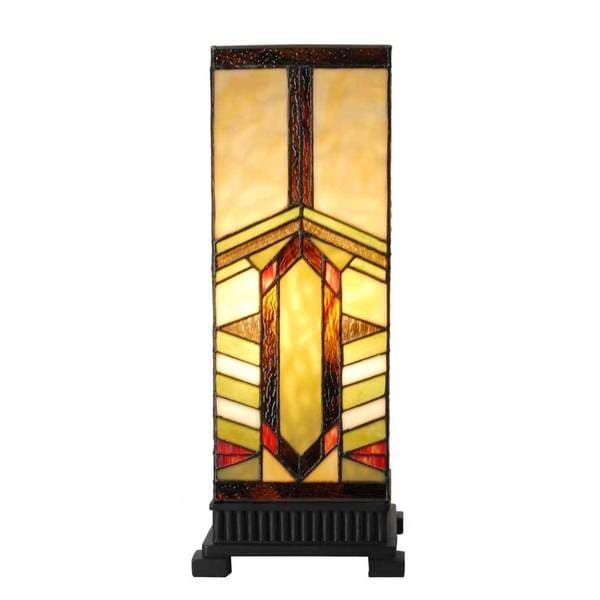 River Of Goods Bronze Resin Stained Glass 1725 Inch
