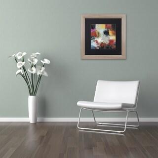 Andrea 'Spectrum' Matted Framed Art