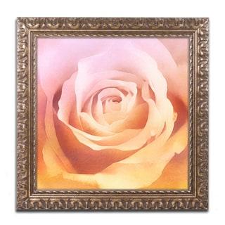 Adam Kadmos 'Rosie' Ornate Framed Art