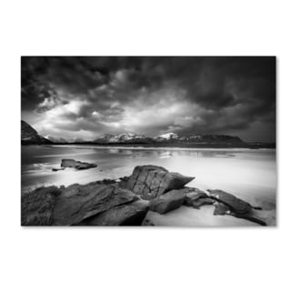 Philippe Sainte-Laudy 'Getting There' Canvas Art