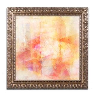 Adam Kadmos 'Lightscape' Ornate Framed Art