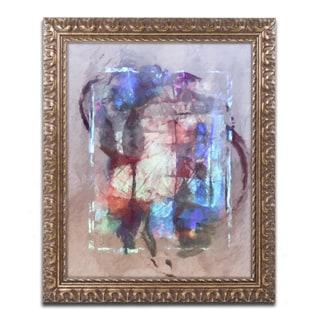 Adam Kadmos 'Unbox' Ornate Framed Art