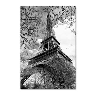 Philippe Hugonnard 'Eiffel Tower 2' Canvas Art