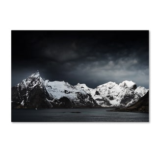 Philippe Sainte-Laudy 'Need The Sun To Break' Canvas Art