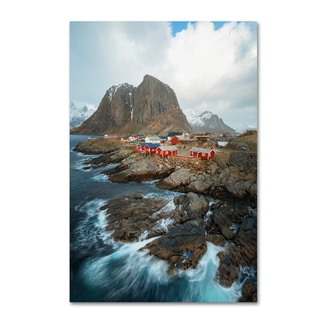 Philippe Sainte-Laudy 'Hamnoy' Canvas Art