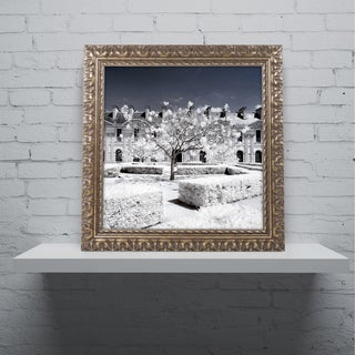 Philippe Hugonnard 'Another Look at Paris XX' Ornate Framed Art