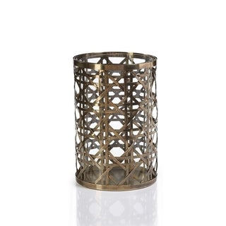 Polished Steel Weave Huricane