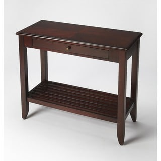 Butler Irvine Plantation Cherry Console Table
