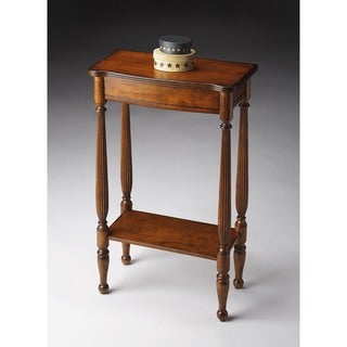 Butler Whitney Antique Cherry Console Table