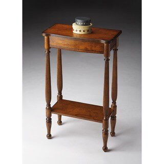 Handmade Butler Whitney Antique Cherry Console Table (China)