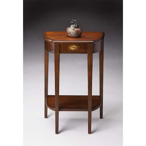 Butler Wendell Plantation Cherry Console Table