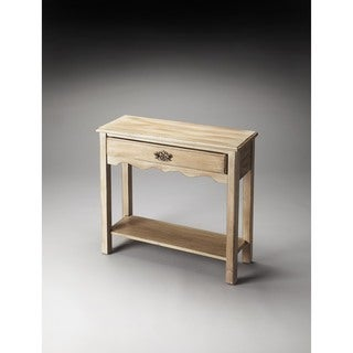 Butler Stratford Driftwood Console Table