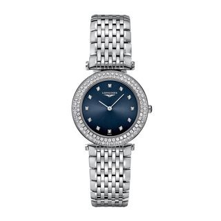 Link to Longines Women's L43080976 'La Grandes Classiques Flagship' Diamond Stainless Steel Watch Similar Items in Women's Watches