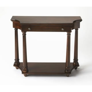 Butler Hobson Plantation Cherry Console Table