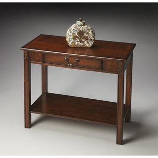 Butler Sheridan Plantation Cherry Console Table