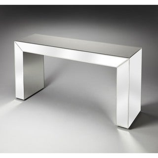 Butler Emerson Mirrored Console Table