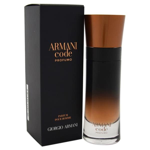 armani parfum men