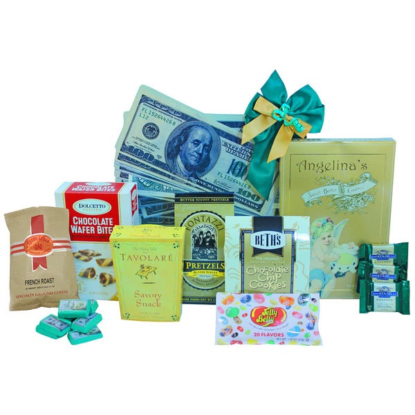 Thanks A Million- Thank You Gourmet Food and Snack Gift Basket