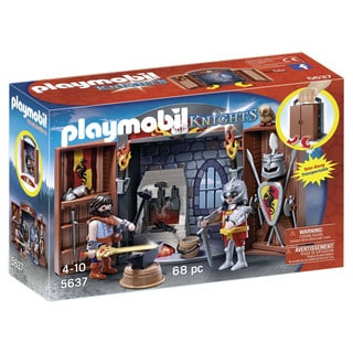 Playmobil Play Box Knights Playset