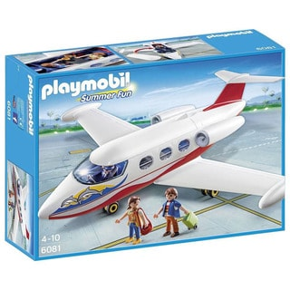 Playmobil 6081 Summer Fun Kids 4-10 Summer Jet