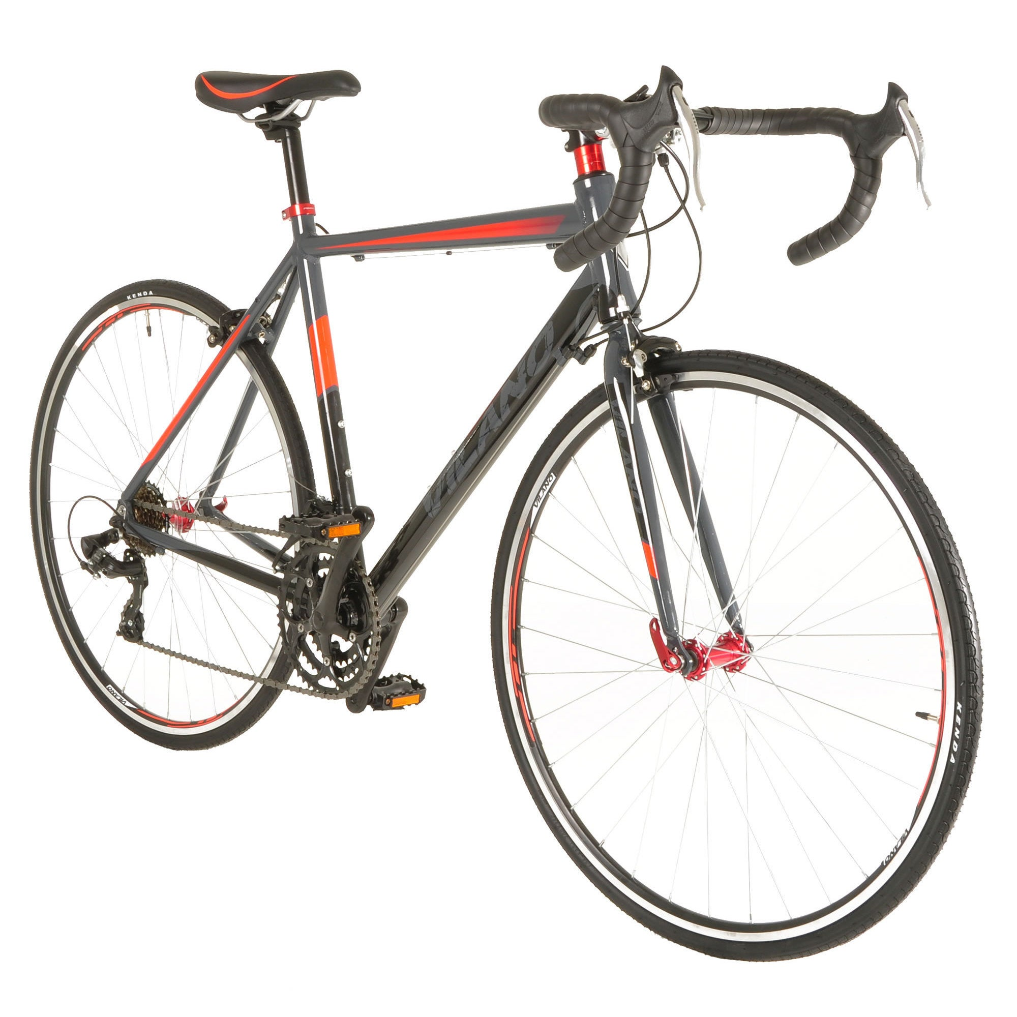 Vilano Tuono 2.0 Aluminum 21-speed Shimano Road Bike (54c...