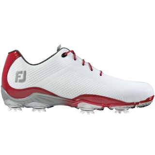 FootJoy DNA Golf Shoes 2014 White/Red