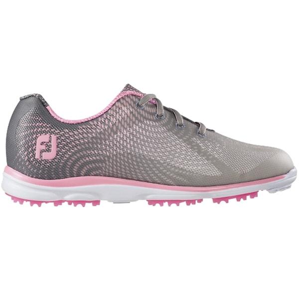 FootJoy EmPower Golf Shoes  2015 Ladies Grey/Pink