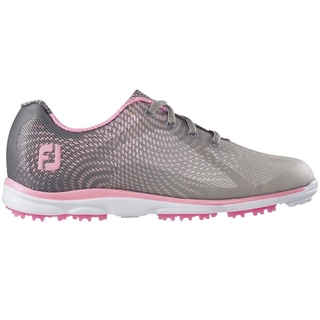 FootJoy EmPower Golf Shoes 2015 Ladies Grey/Pink
