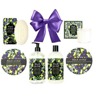 Sensual & Luxurious Black Orchid Botanical Spa Collection - Gift Ready!