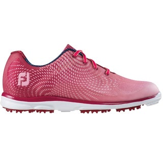 FootJoy EmPower Golf Shoes 2015 Ladies Red/Pink