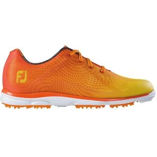 FootJoy EmPower Golf Shoes 2015 Ladies Orange/Yellow