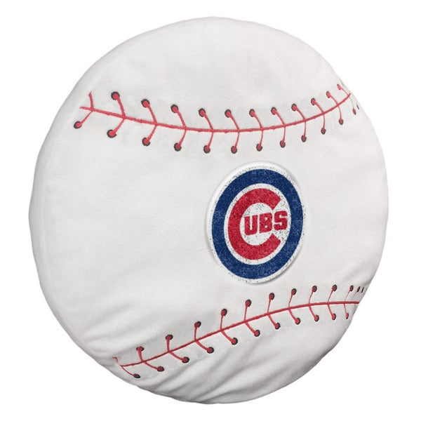 The Northwest Company MLB 199 Cubs 3D Sports Pillow