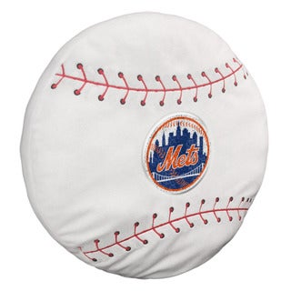 The Northwest Company MLB 199 Mets 3D Sports Pillow