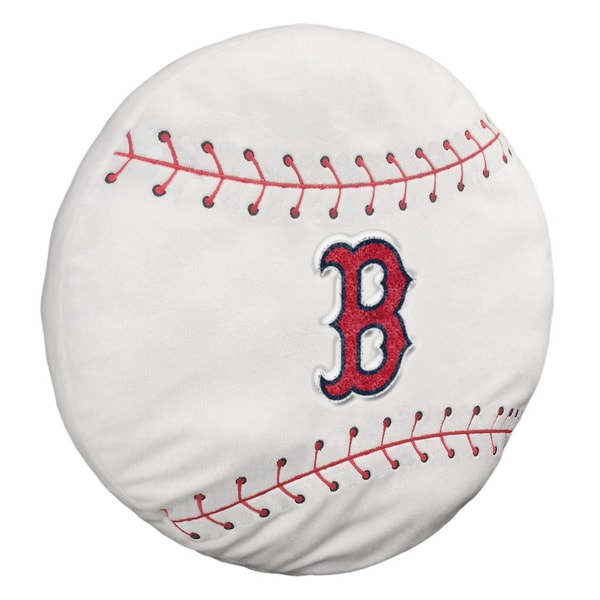 The Northwest Company MLB 199 Red Sox 3D Sports Pillow - Multi-color