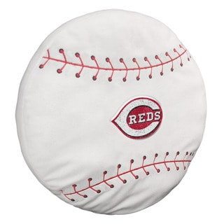 The Northwest Company MLB 199 Reds 3D Sports Pillow