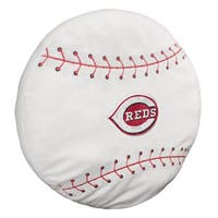 The Northwest Company MLB 199 Reds 3D Sports Pillow - Multi-color