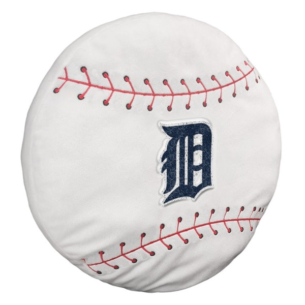 The Northwest Company MLB 199 Tigers 3D Sports Pillow