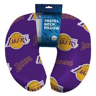 NBA 117 Lakers Neck Pillow