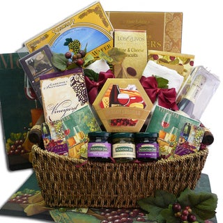 Art of Appreciation Gift Baskets Wine Lovers Gourmet Food Gift Basket