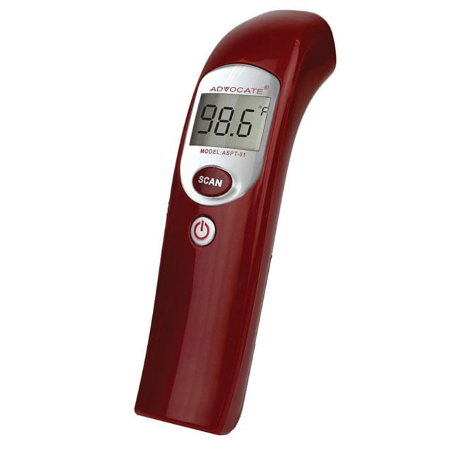 Advocate Non-contact Infrared Speaking Thermometer