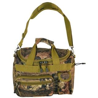Mossy Oak Polyester 14-inch Duffel Bag