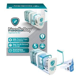 NeedleBay 2 Diabetes Medication System