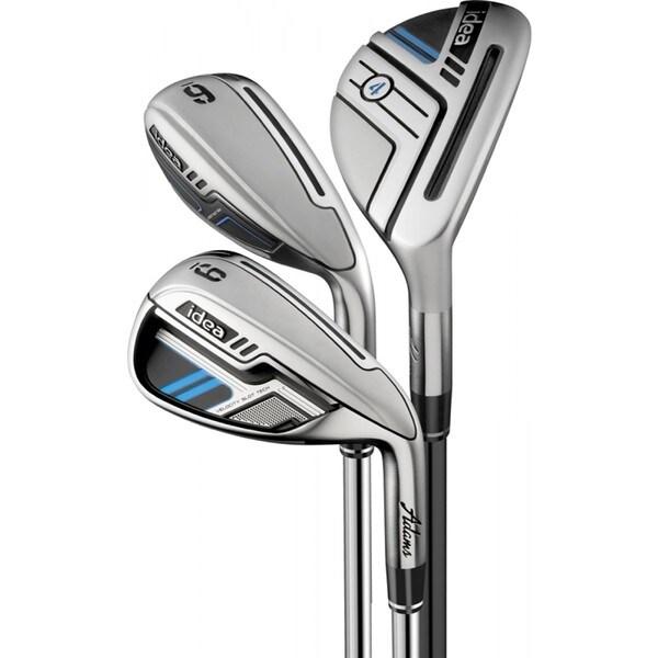 Adams Golf Men's Idea Hybrid Irons Set