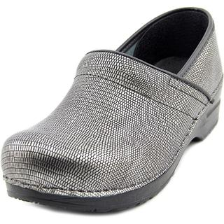 Sanita Women's 454586 Grey Leather Casual Shoes