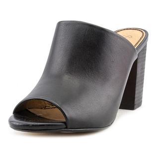 Splendid Women's Birch Black Leather Casual Shoes